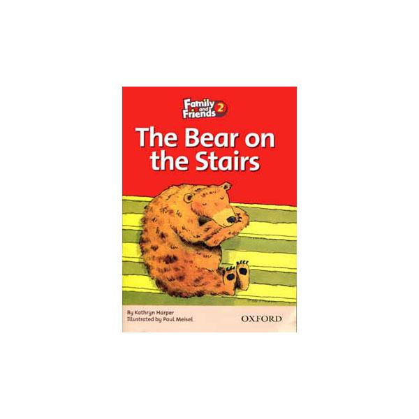 کتاب The Bear on the Stairs Family and Friends 2