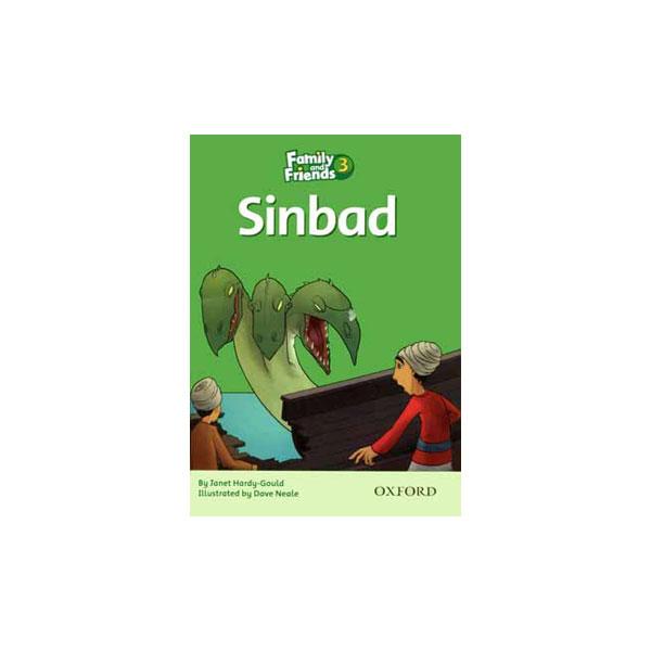 کتاب Sinbad Family and Friends 3