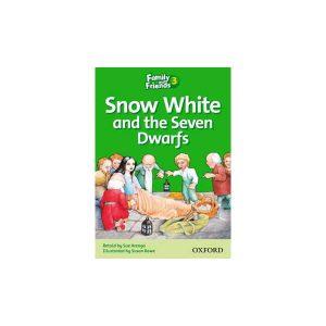 کتاب Snow White and the Seven Dwarfs Family and Friends 3