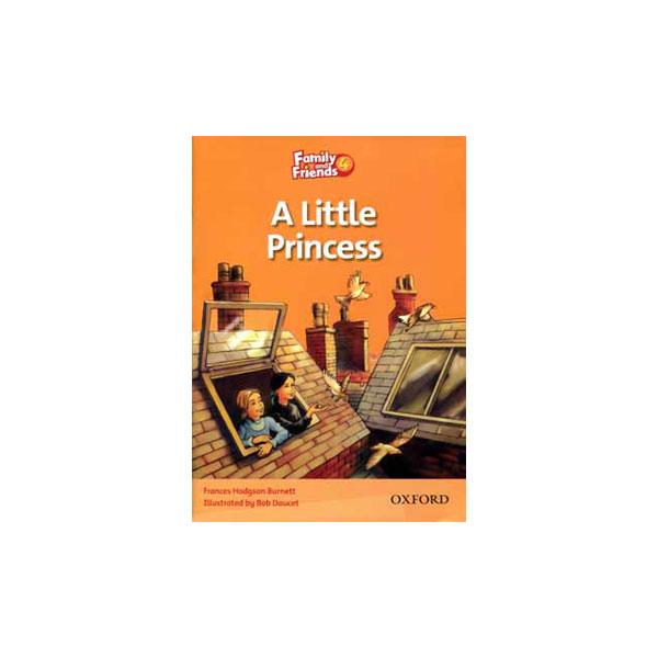 کتابA Little Princess Family and Friends 4