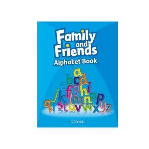 کتاب Family and Friends Alphabet book