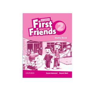 کتاب First Friends 2nd Edition 2 Maths Book