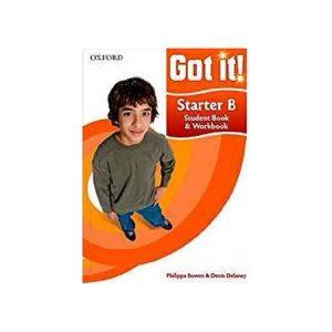 کتاب Got It Starter B Student's Book + Workbook