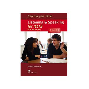 کتاب Listening and Speaking For IELTS 6.0-7.5