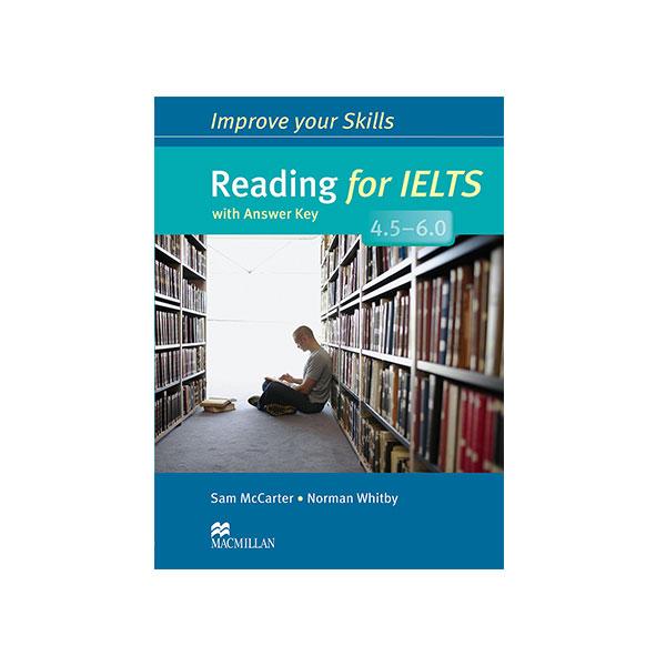کتاب Improve your Skills: Reading For IELTS 4.5-6.0