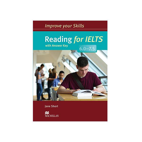کتاب Improve your Skills: Reading For IELTS 6.0-7.5