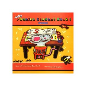 کتاب Jolly Phonics Student Book 1