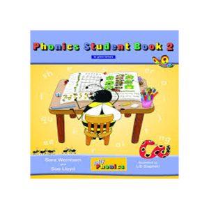 کتاب Jolly Phonics Student Book 2