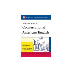 کتاب McGraw-Hill's Conversational American English