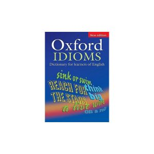 کتاب Oxford Idioms dictionary for learners of English