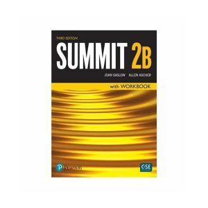 کتاب Summit 3rd Edition 2B
