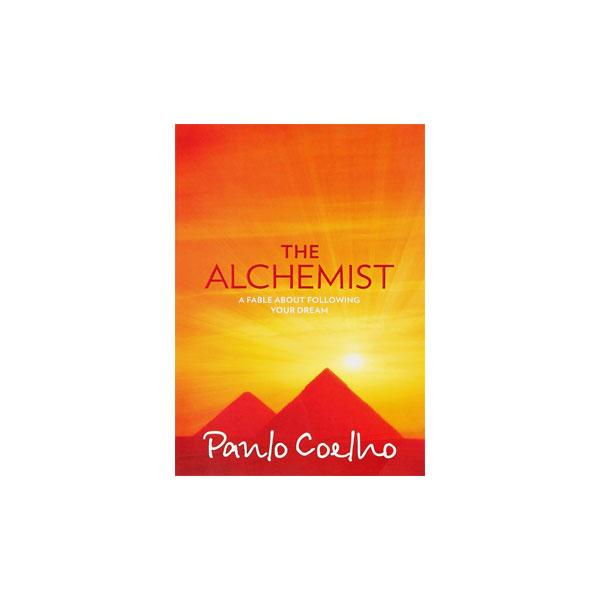 کتاب The Alchemist یا کیمیاگر