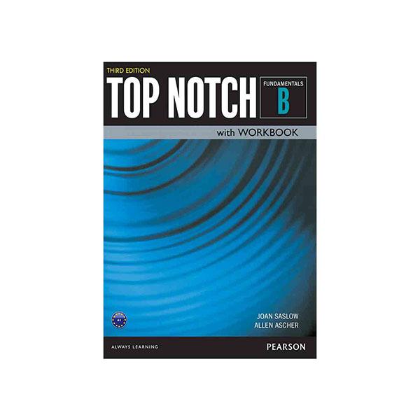 کتاب Top Notch 3rd Edition Fundamental B
