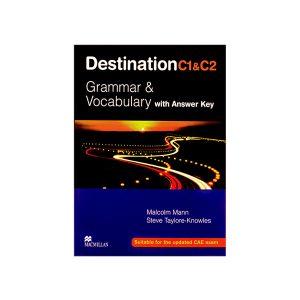 کتاب Destination C1 & C2 Grammar & Vocabulary