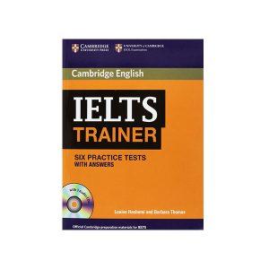 کتاب Cambridge English IELTS Trainer