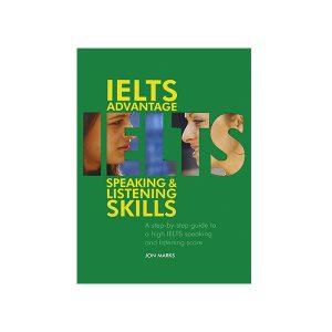 کتاب IELTS Advantage Speaking and Listening Skills