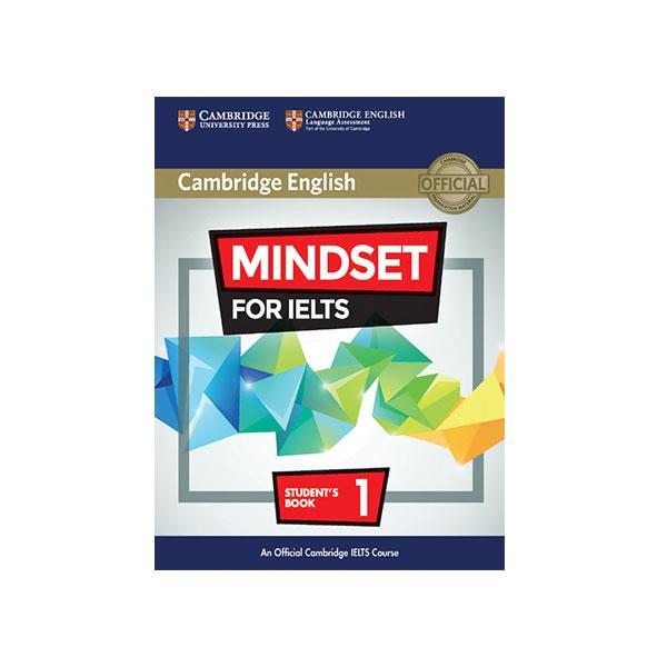 کتاب Cambridge English Mindset For IELTS 1