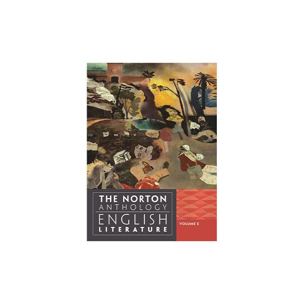 کتاب Norton Anthology of English Literature E