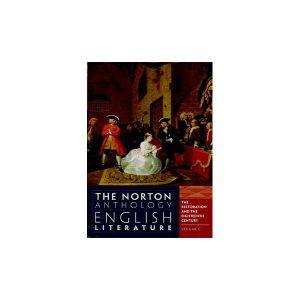 کتاب The Norton Anthology Volume C