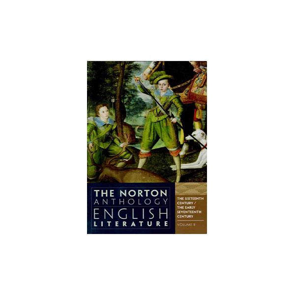 کتاب Norton Anthology of English Literature B1
