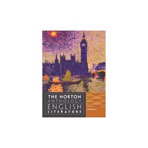 کتاب Norton Anthology of English Literature F