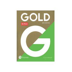 کتاب Gold B2 First Course Book