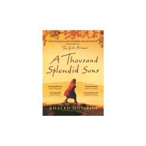 کتاب A Thousand Splendid Suns