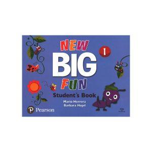 کتاب New Big Fun 1
