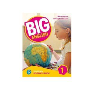 کتاب 1 Big English Second Edition