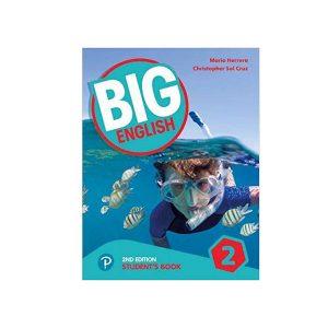 کتاب 2 Big English Second Edition