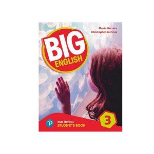کتاب 3 Big English Second Edition