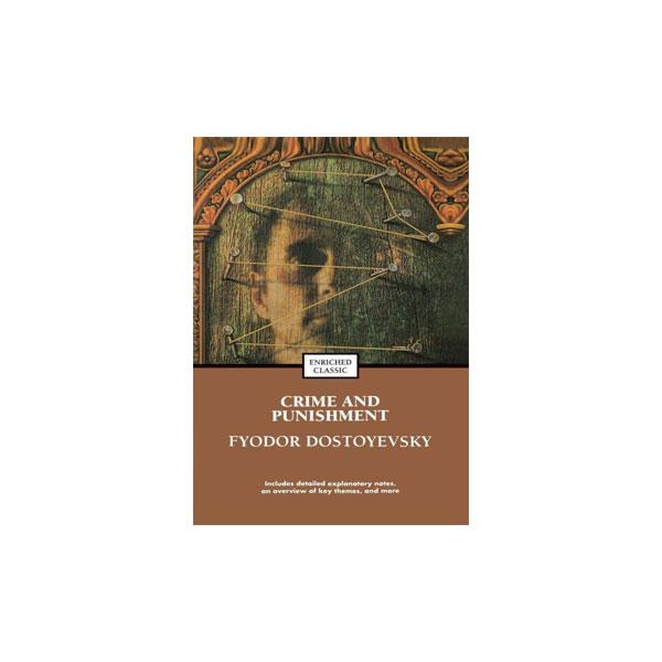 کتاب Crime and Punishment (جنایات و مکافات)