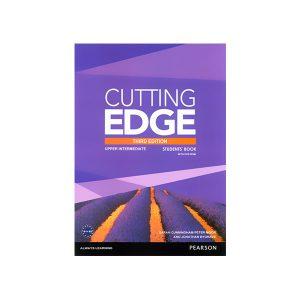 کتاب Cutting Edge 3rdEdition Upper-Intermediate