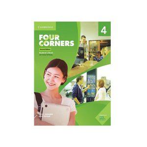 کتاب Four Corners 2nd Edition 4