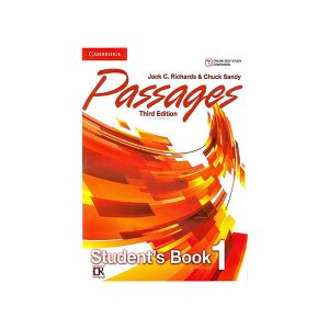 کتاب Passages 3rd Edition 1