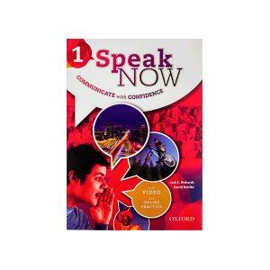 کتاب Speak Now 1