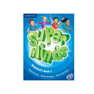 کتاب Super Minds 1