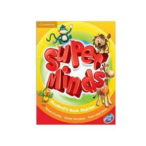 کتاب SuperMinds Starter