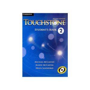 کتابTouchstone 2 student book 2ndEdition