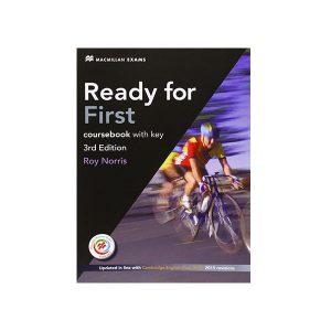 کتاب Ready For First 3rd Edition