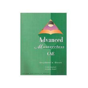 کتاب Advanced Masterclass CAE
