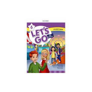 کتاب let's go 6 5th edition