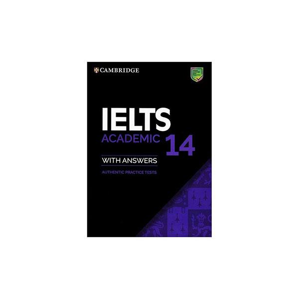 کتاب Cambridge English IELTS 14 Academic