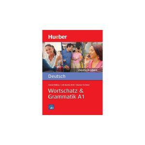 کتاب Deutsch Uben: Wortschatz & Grammatik A1