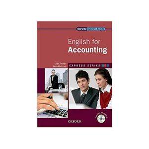 کتاب English for Accounting