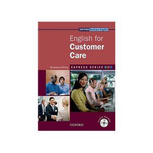کتاب English for Customer Care