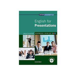کتاب English for Presentations