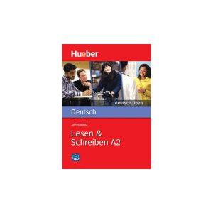 کتاب Deutsch Uben: Lesen & Schreiben A2