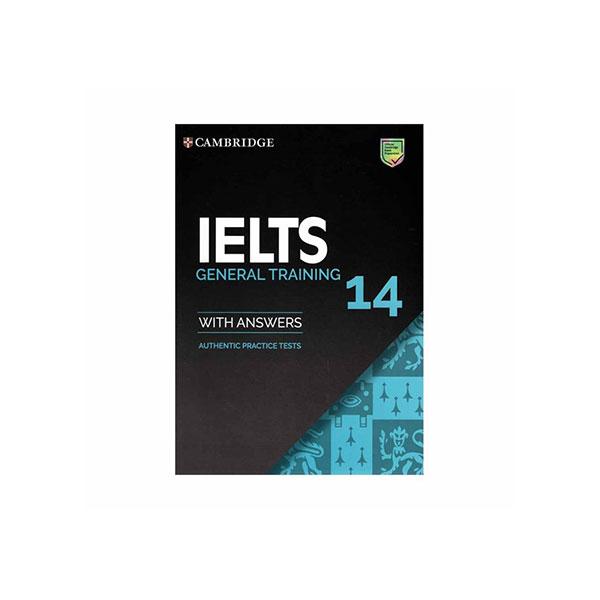 کتاب Cambridge English IELTS 14 General Training