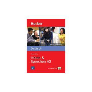 کتاب Deutsch Uben: Hören & Sprechen A2